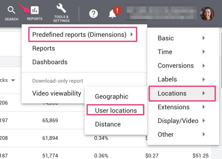 Date-Reports-Analyses-Gooogle