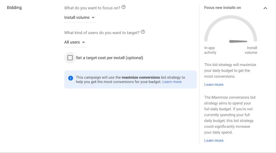 Maximize-conversions-bidding-in-app