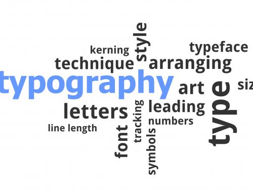 Improve your website typography
