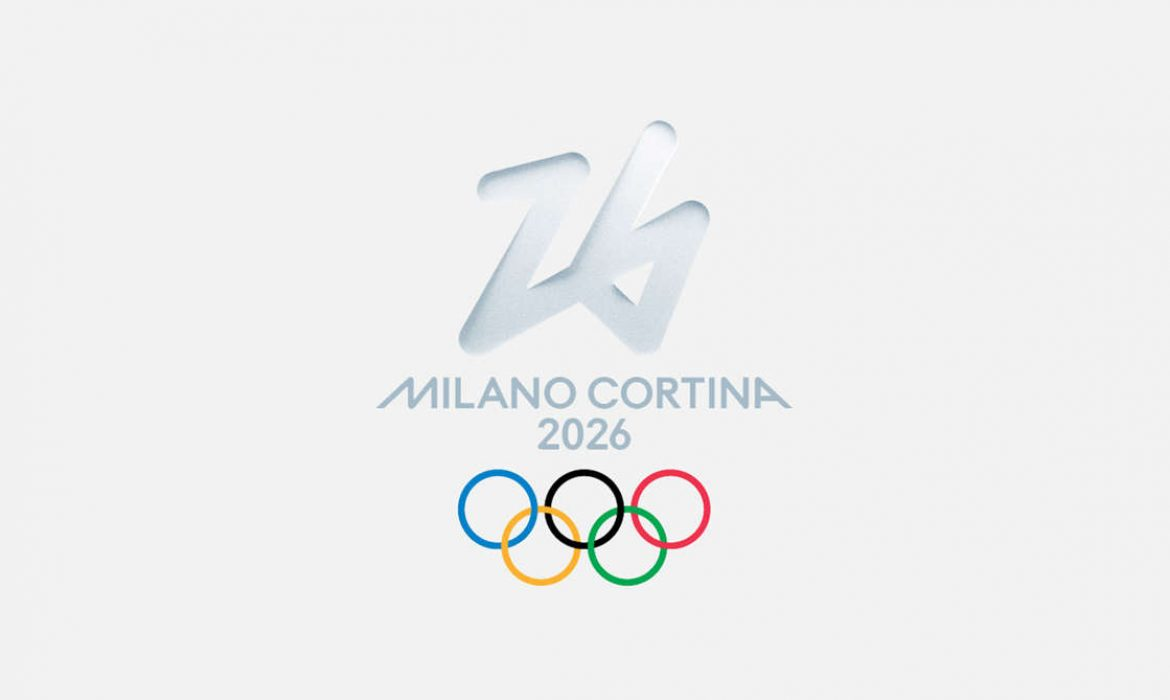 Logo for winter Olympics to be held in 2026 revealed after public votes